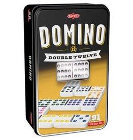 Tactic Games Double 12 Dominoes