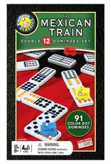 Endless Games Mexican Train Dominoes Set