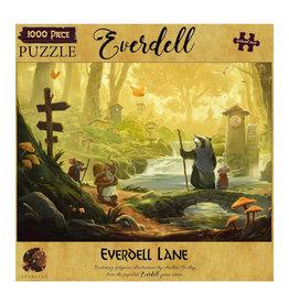 Everdell Lane Puzzle 1000 PCS