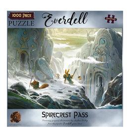 Everdell Spirecrest Pass Puzzle 1000 PCS