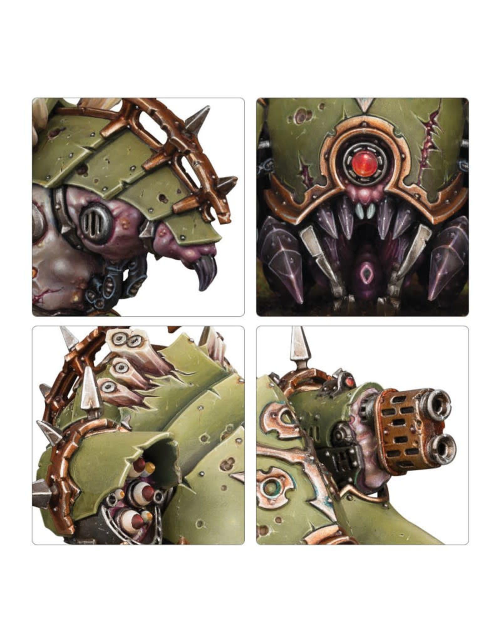 Games Workshop Warhammer 40K Death Guard Myphitic Blight-Hauler