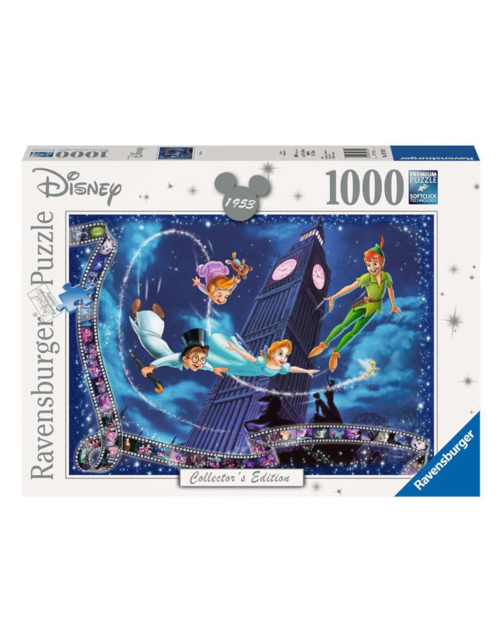 Ravensburger Disney Peter Pan Puzzle 1000 PCS