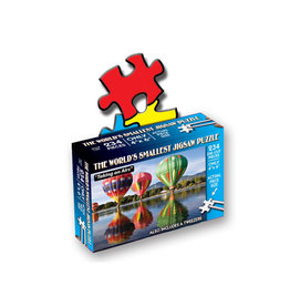 World's Smallest Jigsaw Puzzle: Taking on Airs 234 PCS