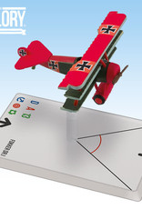 Ares Games Wings of Glory: WW1 Fokker Dr.I vs Sopwith Camel