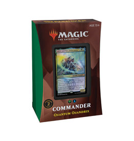 Wizards of the Coast MTG Strixhaven Commander Quantum Quandrix