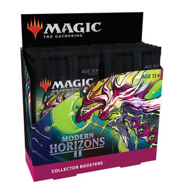 Wizards of the Coast MTG Modern Horizons 2 Collector Booster (12) Display Box (Pre-Order)