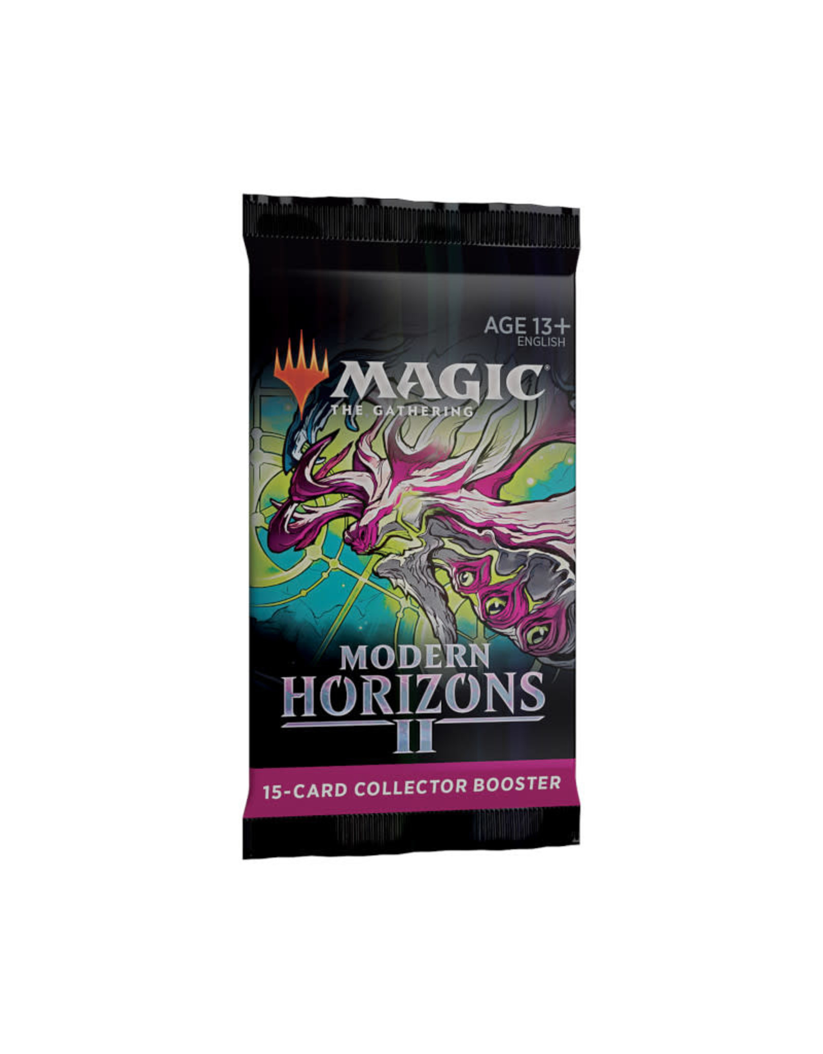Wizards of the Coast MTG Modern Horizons 2 Collector Booster Pack