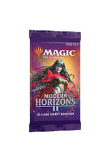 Wizards of the Coast MTG Modern Horizons 2 Draft Booster Pack
