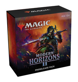 Wizards of the Coast MTG Prerelease Pack: Modern Horizons 2