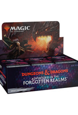 Wizards of the Coast MTG Adventures in the Forgotten Realms Draft Booster (36) Display