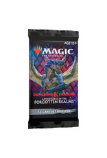 Wizards of the Coast MTG Set Booster Pack: Adventures in the Forgotten Realms