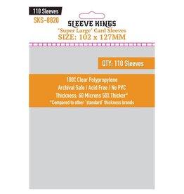 Misc Sleeves: Sleeve Kings 102 x 127 mm (110)