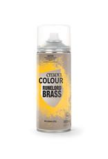 Citadel Spray Paint: Runelord Brass