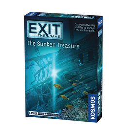 Thames and Kosmos Exit: The Sunken Treasure
