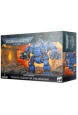 Games Workshop Warhammer 40K Space Marines Primaris Redemptor Dreadnought
