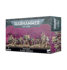 Games Workshop Warhammer 40K Death Guard Plague Marines