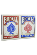 United States Playing Card Co Playing Cards: Bicycle Standard Index 2-Pack