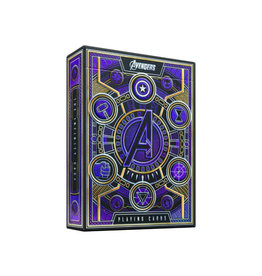 United States Playing Card Co Playing Cards: Theory-11 Marvel Avengers