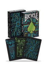 United States Playing Card Co Playing Cards: Bicycle Dark Mode