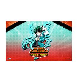 (November - December 2021) Playmat: My Hero Academia Mioriya