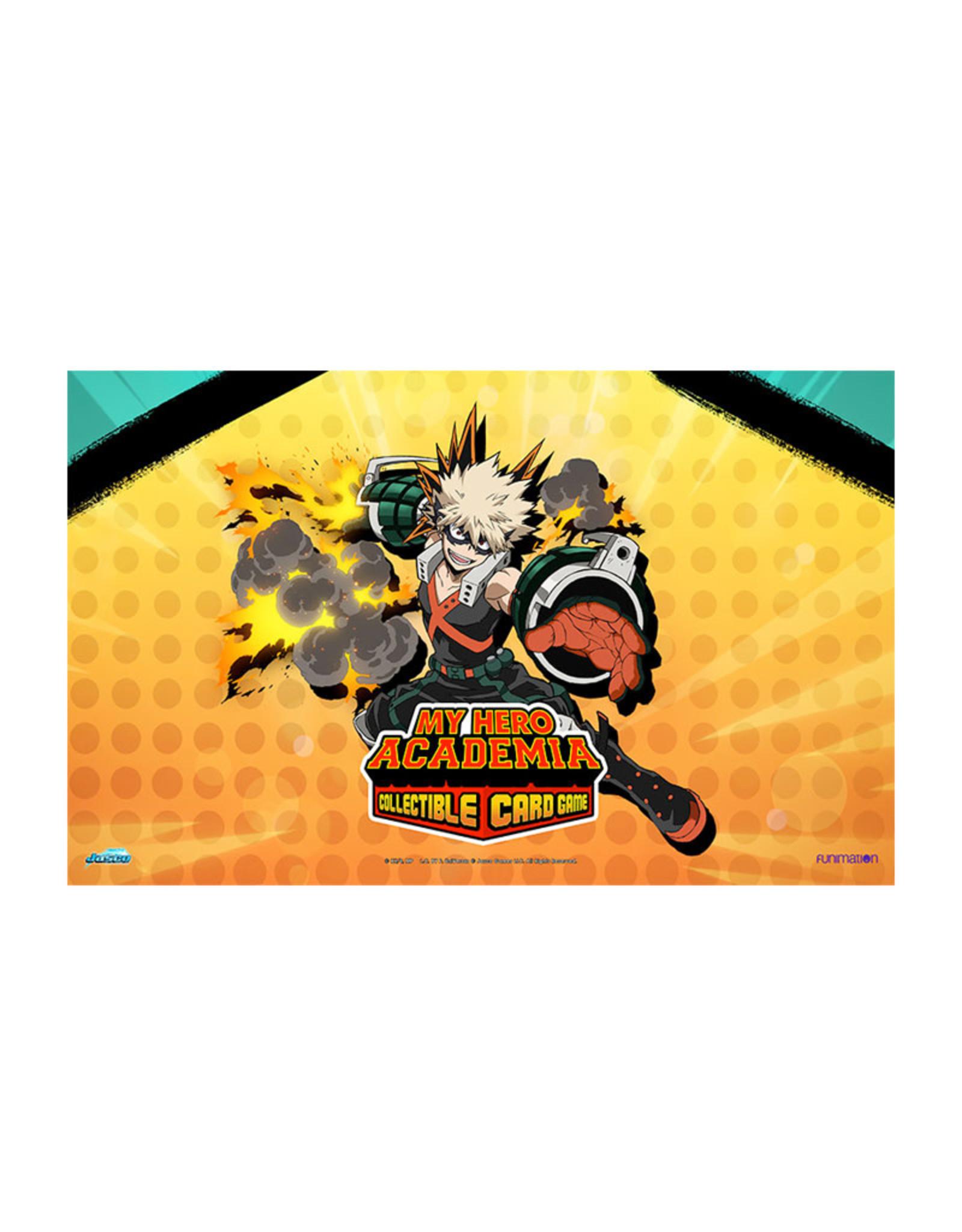 Fantasy Flight Games Playmat: My Hero Academia Katsuki Bakugo (Pre-Order)