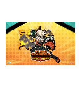 (November - December 2021) Playmat: My Hero Academia Katsuki Bakugo
