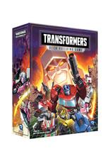 Renegade Games Transformers Deck-Building Game