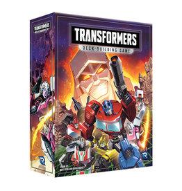 Renegade Games (November 2021 - January 2022) Transformers Deck-Building Game