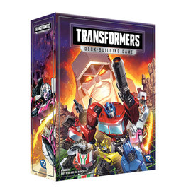 Renegade Games Transformers Deck-Building Game (Pre-Order)