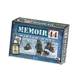 Days of Wonder Memoir '44 Winter Wars