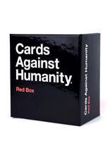 Breaking Games Cards Against Humanity Red Box