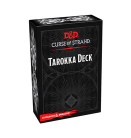 Gale Force 9 D&D RPG: Curse of Strahd - Tarokka Deck (54 cards)