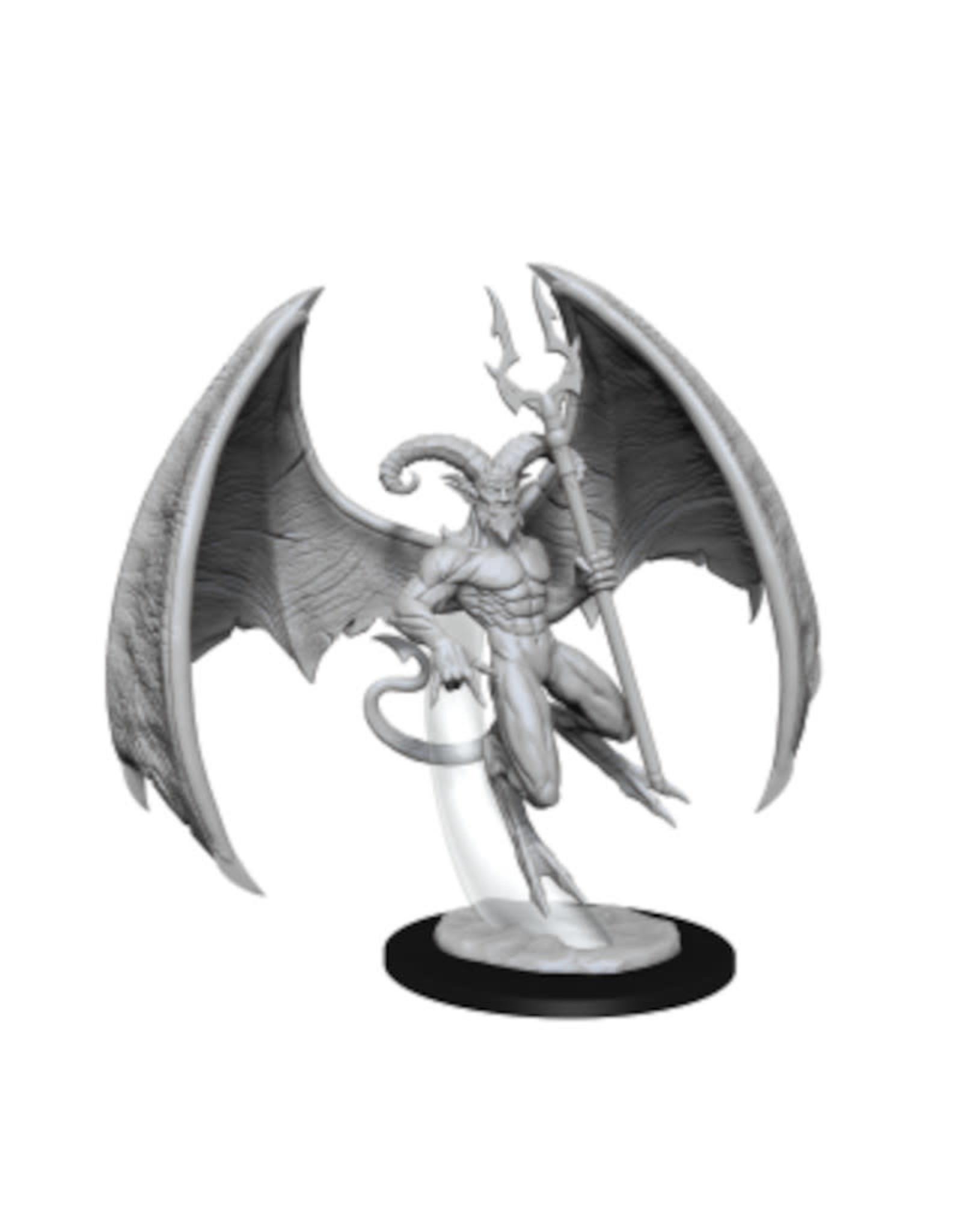 Wizkids D&D Unpainted Minis: Horned Devil