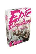 Steam Forged Epic Encounters: Shrine of the Kobold Queen