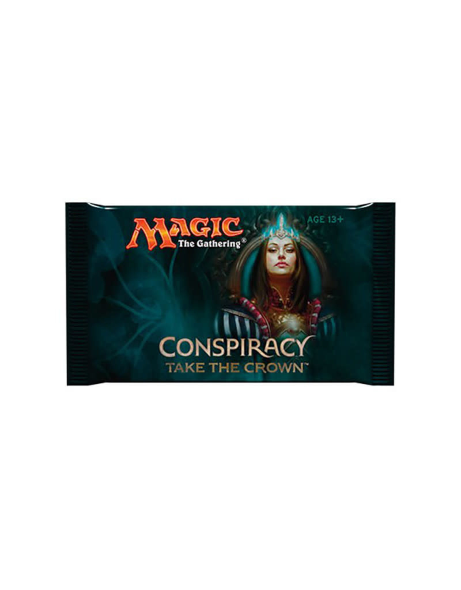 Wizards of the Coast MTG Draft Booster Pack: Conspiracy Take the Crown