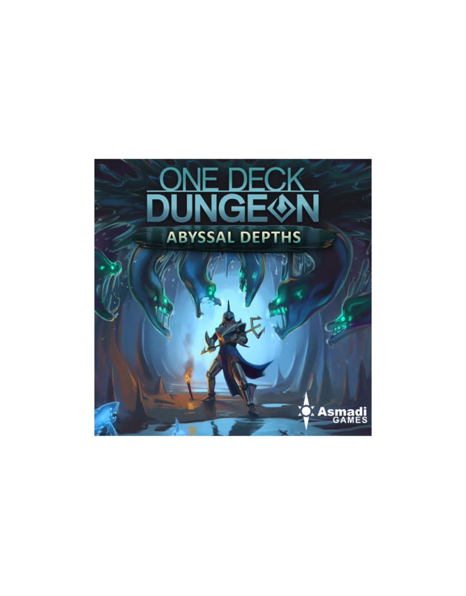 Asmadi Games One Deck Dungeon: Abyssal Depths