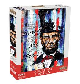 Mchezo Abraham Lincoln Puzzle 1000 PCS