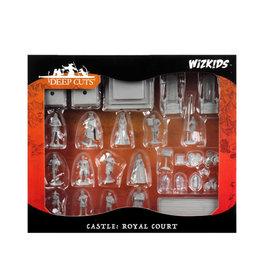 Wizkids D&D Unpainted Minis: Castle Royal Court