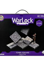 Wizkids WarLock Tiles Town Square