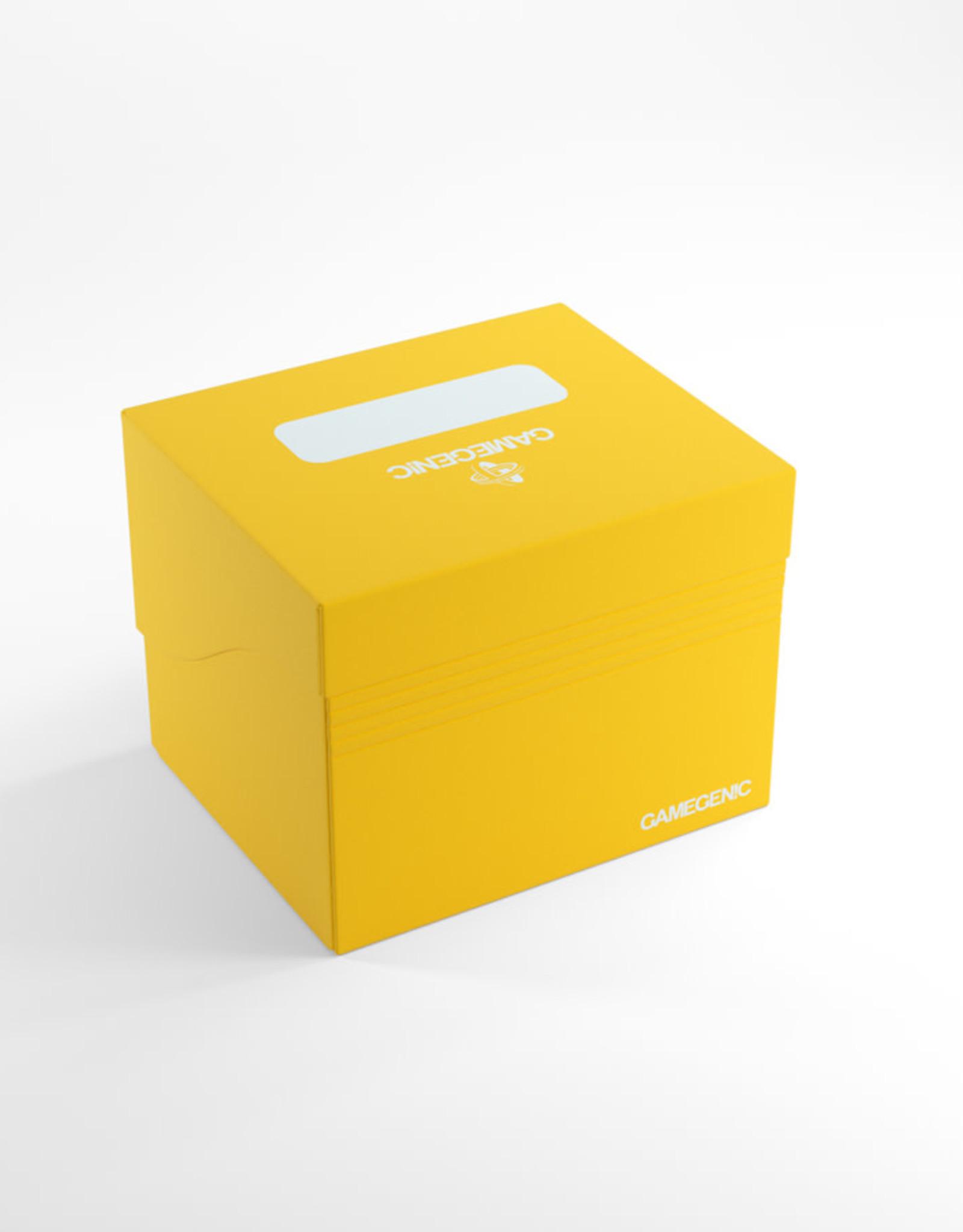 Deck Box: Side Holder 100+ XL Yellow