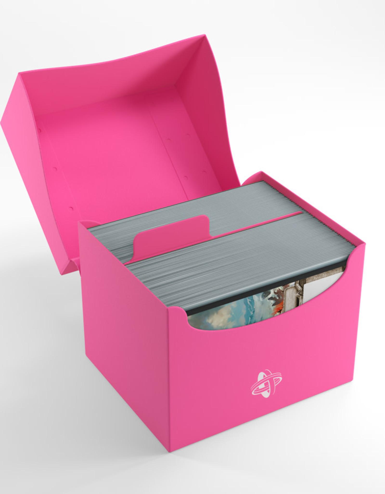 Deck Box: Side Holder 100+ XL Pink