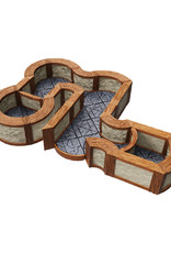 Wizkids WarLock Tiles Town and Village Angles and Curves