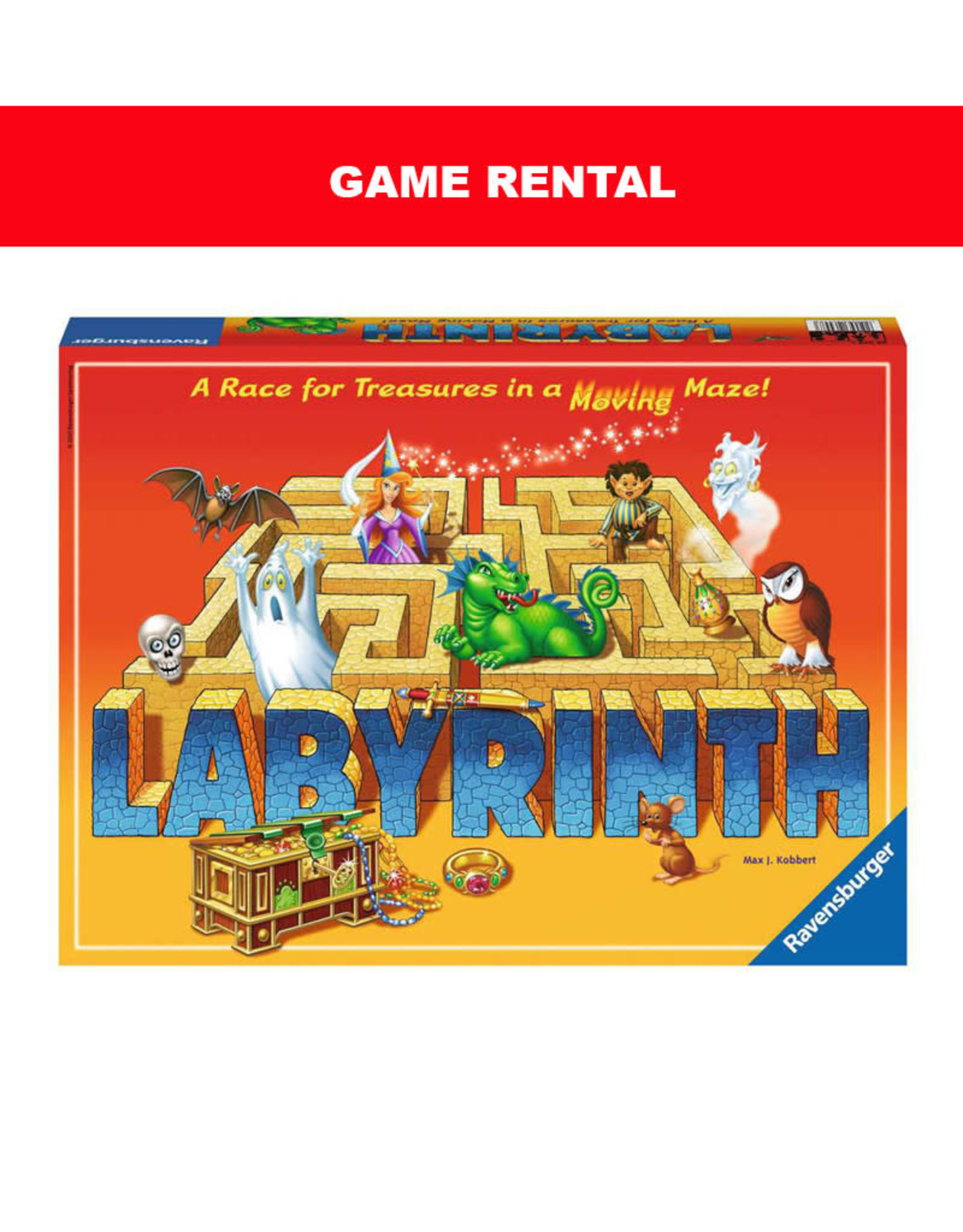 (RENT) Labyrinth for a Day. Love It! Buy It!