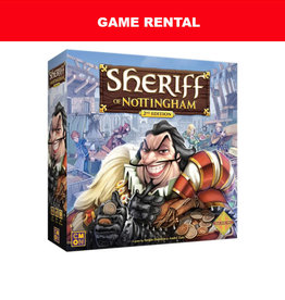 Cool Mini Or Not (RENT) Sheriff of Nottingham For a Day. Love It! Buy It!