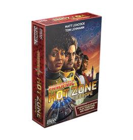 Z-Man Games Pandemic: Hot Zone Europe