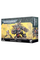 Games Workshop Warhammer 40k Orks Ghazghkull Thraka