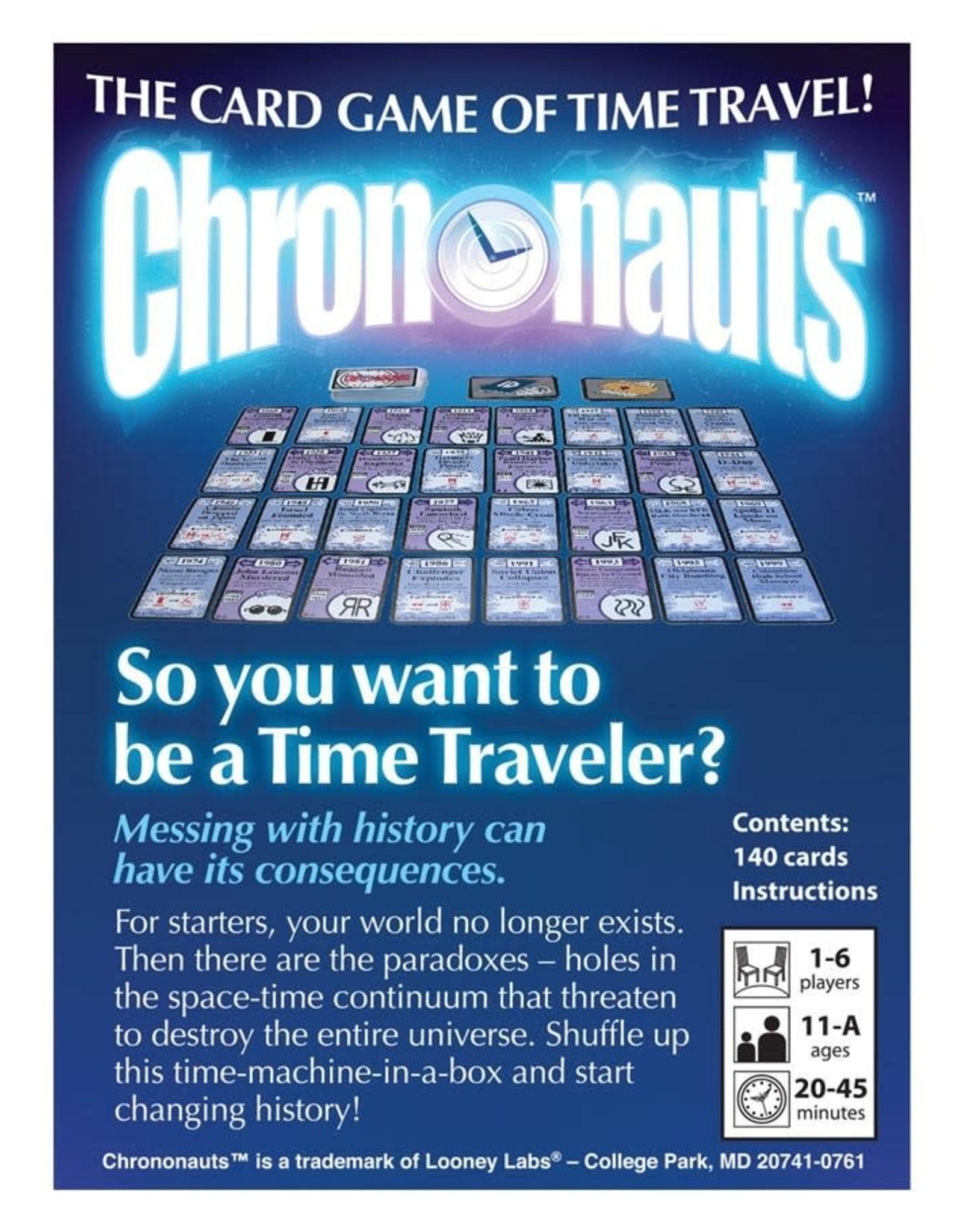 Looney Labs Chrononauts