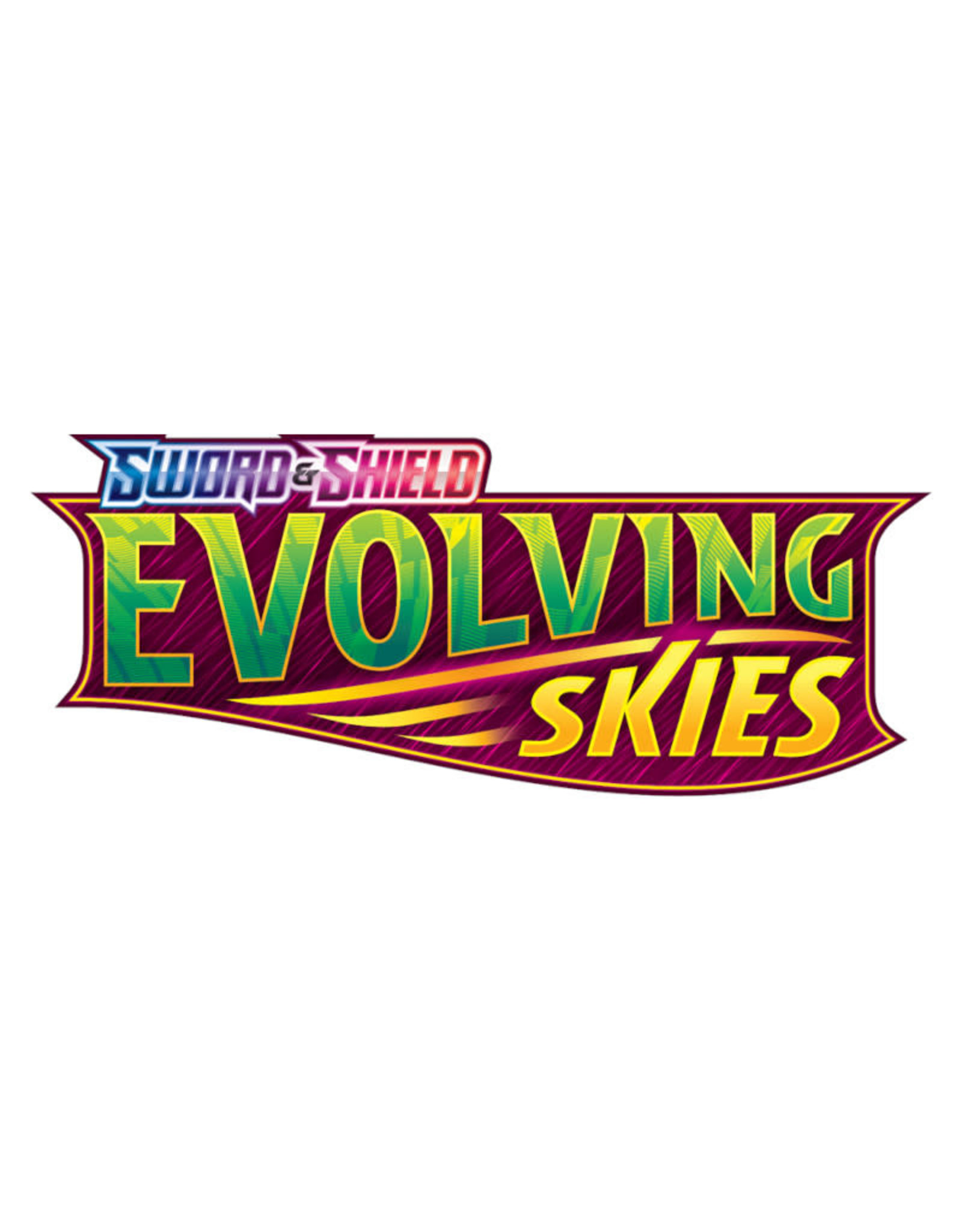 Pokemon (August-27 2021) Pokemon Elite Trainer Box: Evolving Skies
