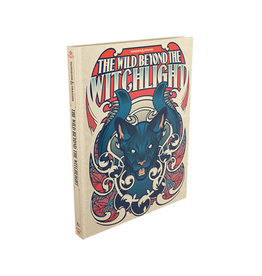 Wizards of the Coast D&D RPG: The Wild Beyond the Witchlight Alternate Cover (Pre-Order)