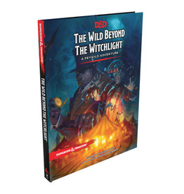 Wizards of the Coast D&D RPG: The Wild Beyond the Witchlight (Pre-Order)